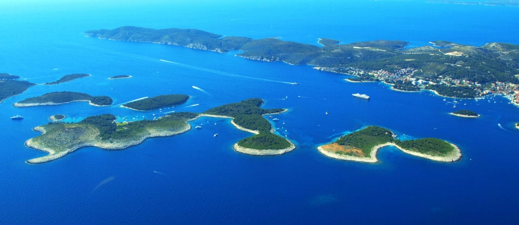 Most Beautiful Islands in the World Pakleni islands