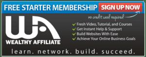 WA Free Starter Membership
