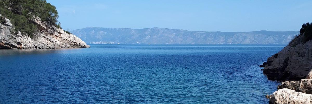 Vela Stiniva Bay