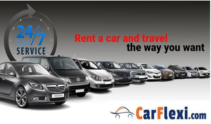 Rent a car Croatia demo picture, just because design