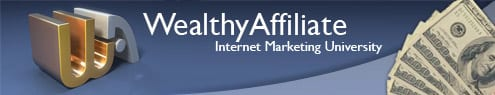 Is Wealthy Affiliate Real or a Scam wa_university_495x95
