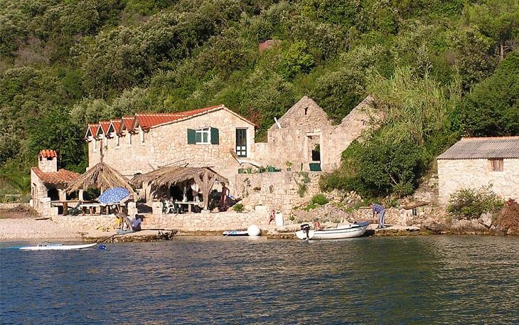 Mrtinovik bay Island Hvar