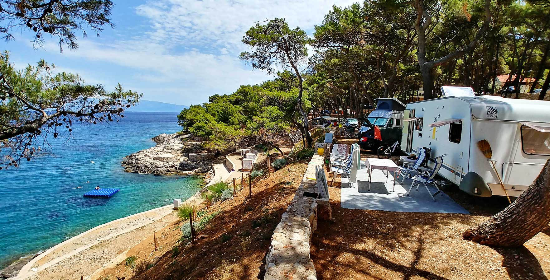 Camping on Hvar Camp Holiday